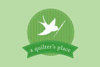 Quilt Shop Logo Template