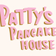 Illustrative Pancake House Logo Template