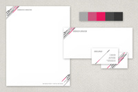 Good Friends Modern Stationery Templates Template