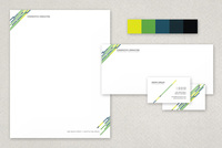 Steaming Modern Stationery Templates