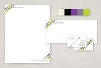 Sublime Rock N Roll Modern Stationery Templates