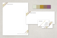 This Desert Life Modern Stationery Templates