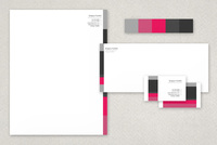 Good Friends Business Stationery Templates