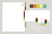 Mystery Machine Business Stationery Templates