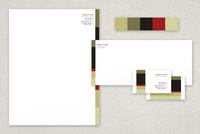 Pontiac Business Stationery Templates