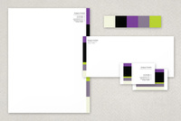 Sublime Rock N Roll Business Stationery Templates