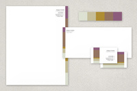 This Desert Life Business Stationery Templates
