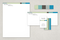 Central Classic Stationery Templates