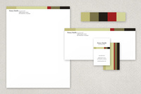 Pontiac Classic Stationery Templates Template