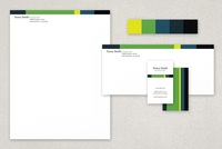 Steaming Classic Stationery Templates