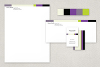 Sublime Rock N Roll Classic Stationery Templates