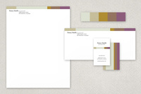 This Desert Life Classic Stationery Templates