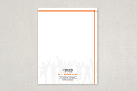 Fitness Gym Letterhead Template