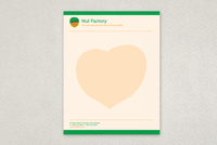 Nut Producer Letterhead Template