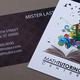 Tutoring Center Business Card Template