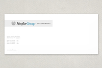 Corporate Insurance Envelope Template