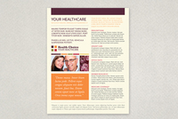 Healthcare Flyer Template