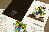 Tutoring Center Brochure Template