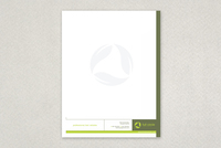 Landscaping Service Letterhead Template