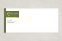 Landscaping Service Envelope Template
