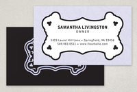 Floral & Gift Boutique Business Card Template