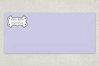 Floral & Gift Boutique Horizontal Envelope Template