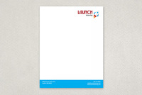 Playful Tutoring Letterhead Template