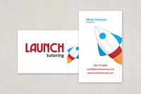 Playful Tutoring Business Card Template