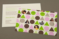 Trendy Boutique Postcard Template