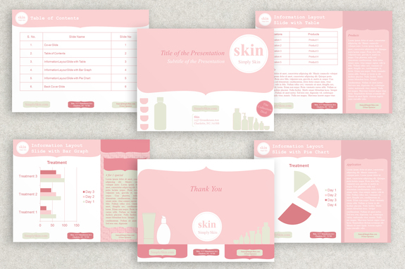 Beauty care powerpoint presentation template inkd beauty care powerpoint presentation template toneelgroepblik Images