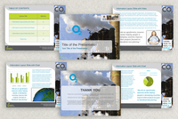Eco Industrial PowerPoint Presentation Template
