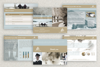 Financial Planning PowerPoint Presentation Template
