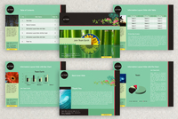 Environmental Green PowerPoint Presentation Template