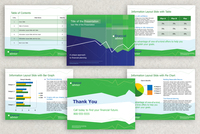 Financial Investment PowerPoint Presentation Template