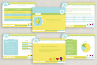 Health Nutrition PowerPoint Presentation Template