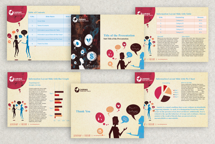 Personal counseling powerpoint presentation template inkd for Counseling brochure templates free