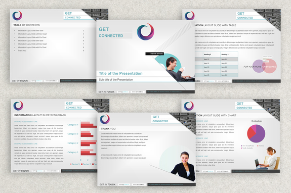 Telecom powerpoint presentation template inkd telecom powerpoint presentation template toneelgroepblik Images