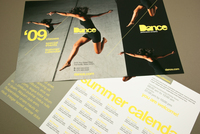 Dance Company Brochure  Template