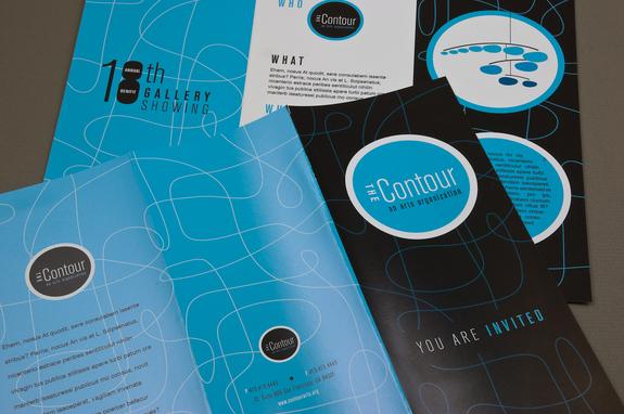 Arts Organization Brochure Template Inkd