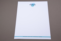 Family Dentist Letterhead Template