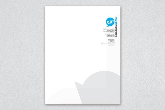 Social media marketing letterhead template inkd social media marketing letterhead template spiritdancerdesigns Choice Image