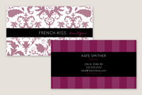 Classic Boutique Business Card Template