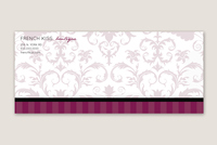 Classic Boutique Envelope Template