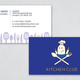 Playful Culinary Services Business Card Template