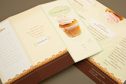Decorative bakery brochure template inkd for Bakery brochure template free