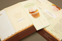 Decorative Bakery Brochure Template