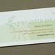 Decorative Bakery Business Card Template