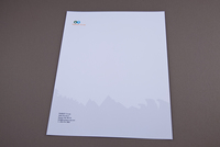 Market Co-op Letterhead Template