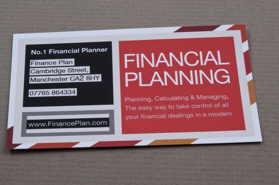 what is financial planning for a business