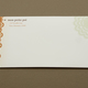 Decorative Bakery Envelope Template